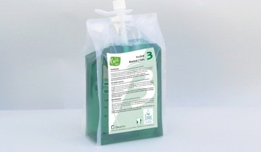 Rela Green Q-paQ 3 Floor Cleaner