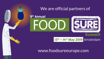 Christeyns partner van Food Sure Summit 2019