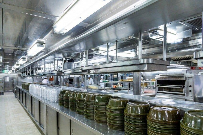 Etonnant Commercial Kitchen